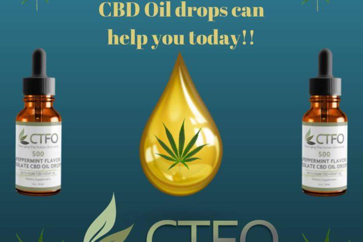 ctfo cbd isolate drops