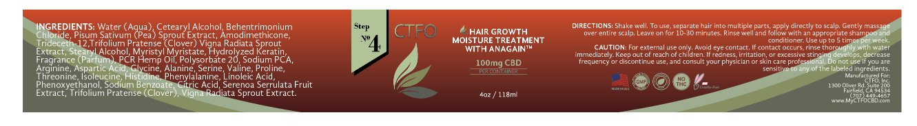 ctfo cbd hair growth moisture treatment step 4