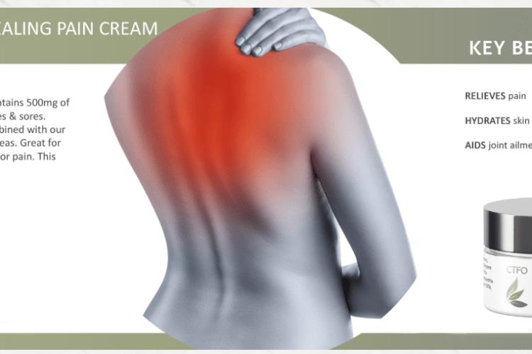 ctfo cbd ultimate deep healing pain cream with emu oil image